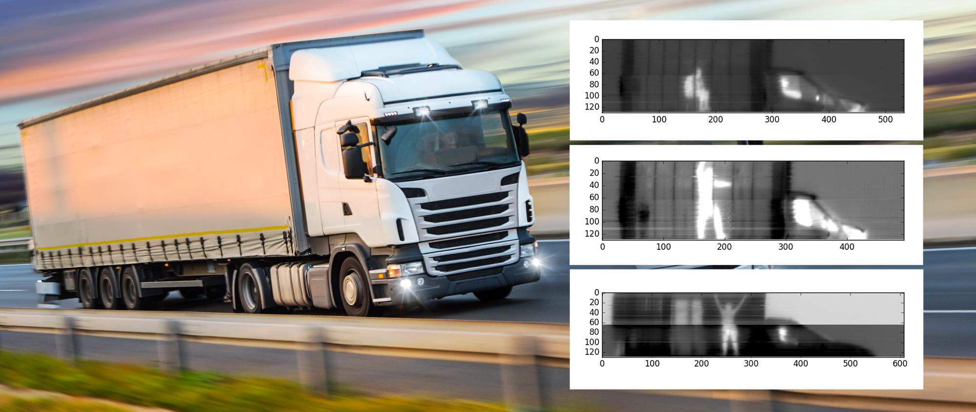 Sequestim truck scanning technology